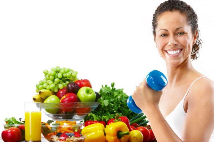 good food for gym